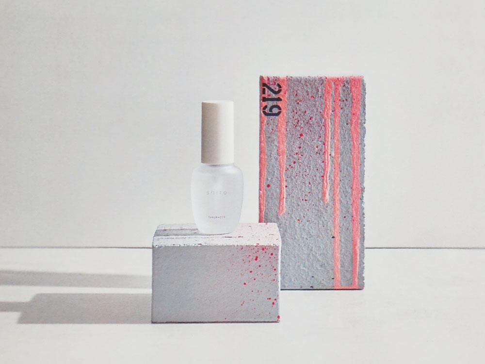 SHIRO 2019 フレグランス新商品