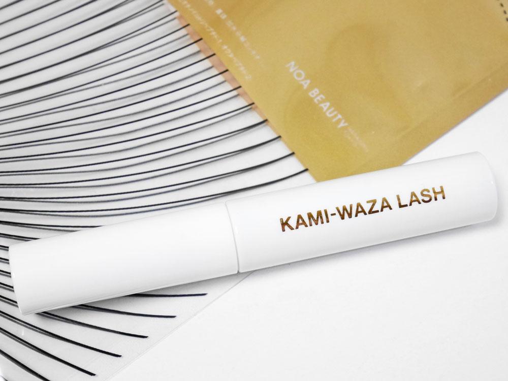 KAMI-WAZA LUSH まつ毛美容液