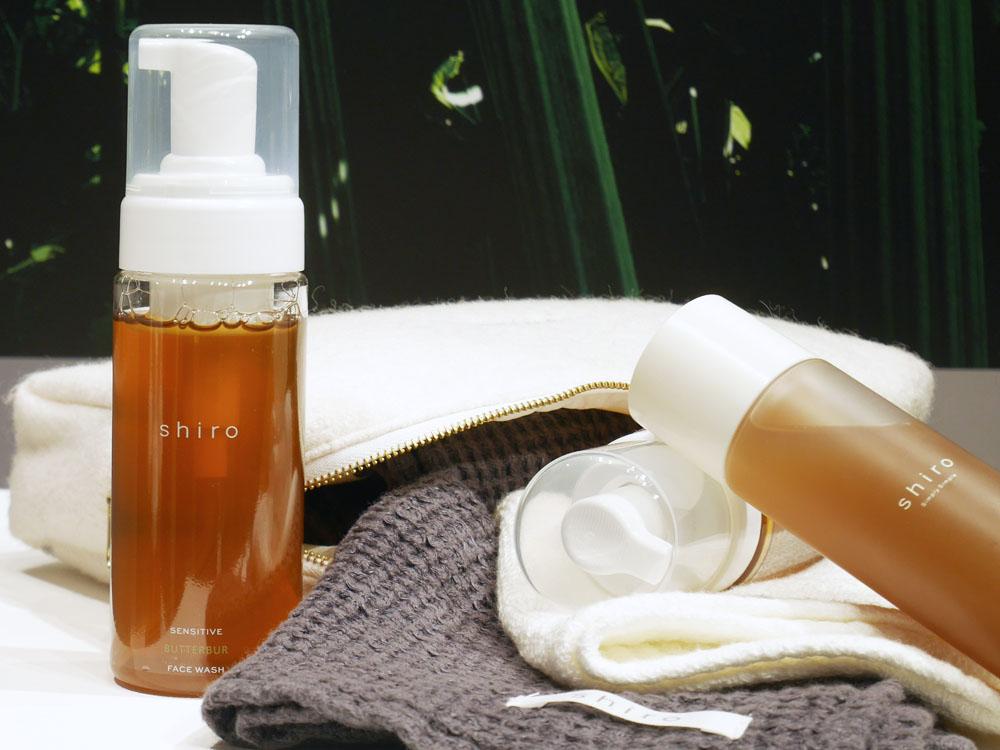 shiro 新商品 洗顔フォーム