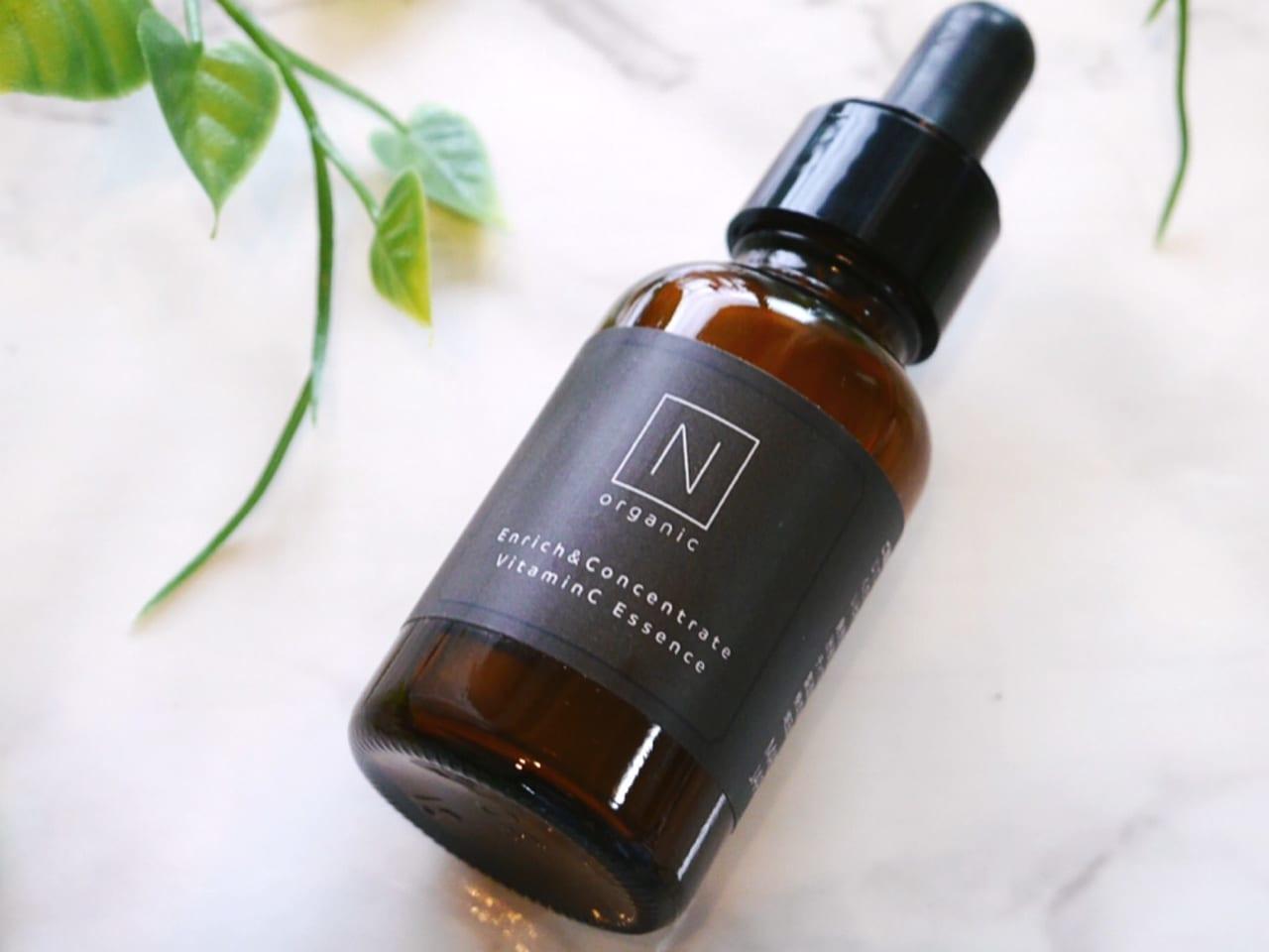 自然派ブランド「N organic(エヌオーガニック)から 多方面な肌の悩みに対応したオトナのためのリッチな美容液「エンリッチ&コンセントレート VCエッセンス」が発売