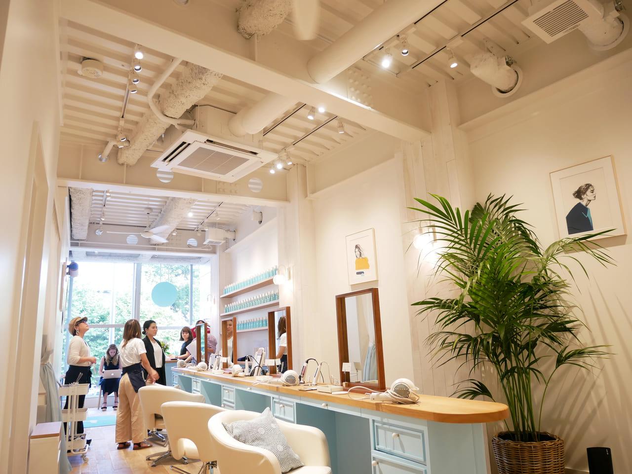 サブスク美容室 Jetset 新店舗