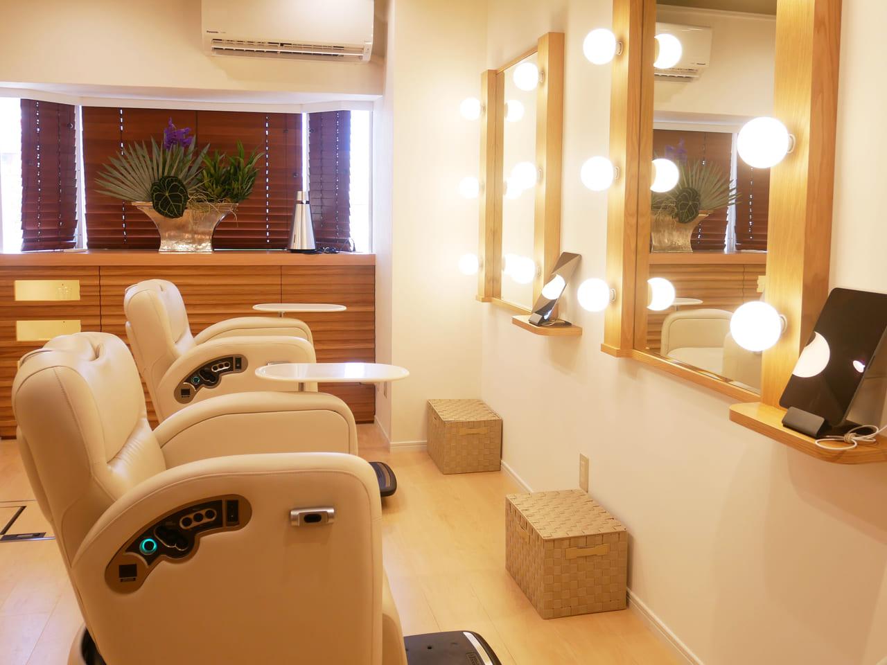ミネコラ直営美容室 Minecolla salon AVE