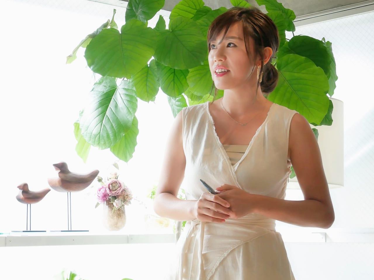 セラプル 平野宏枝さん