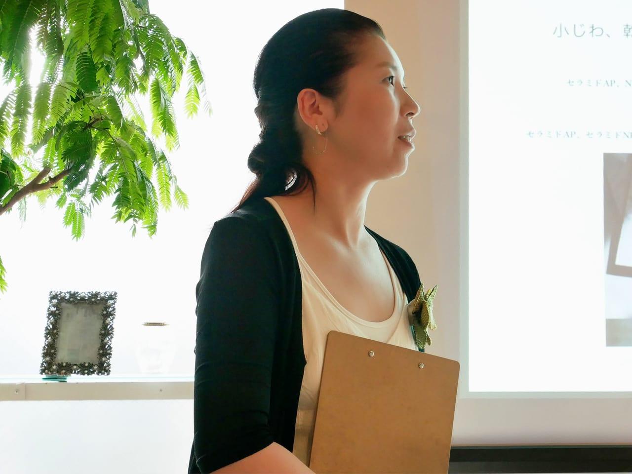 日本オイル美容協会代表理事 YUKIEさん