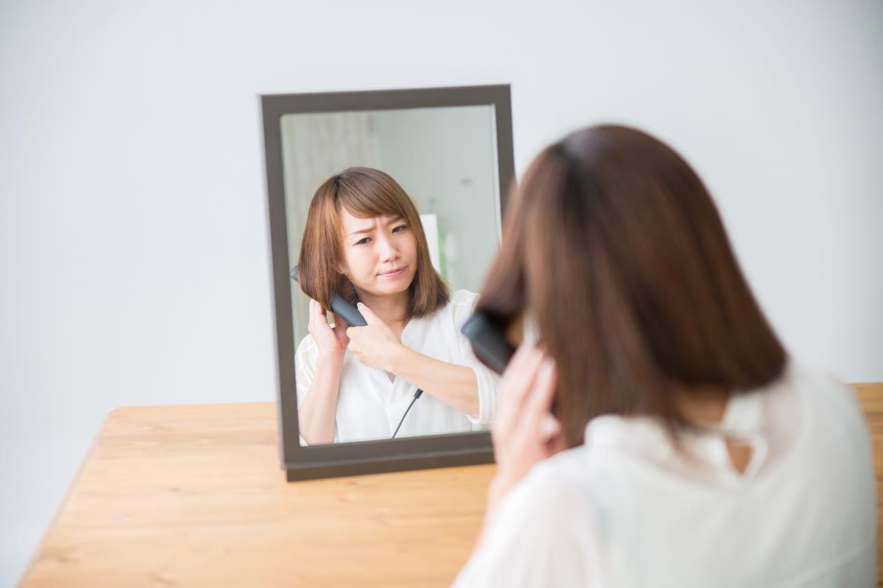 髪の悩み くせ毛やうねり髪