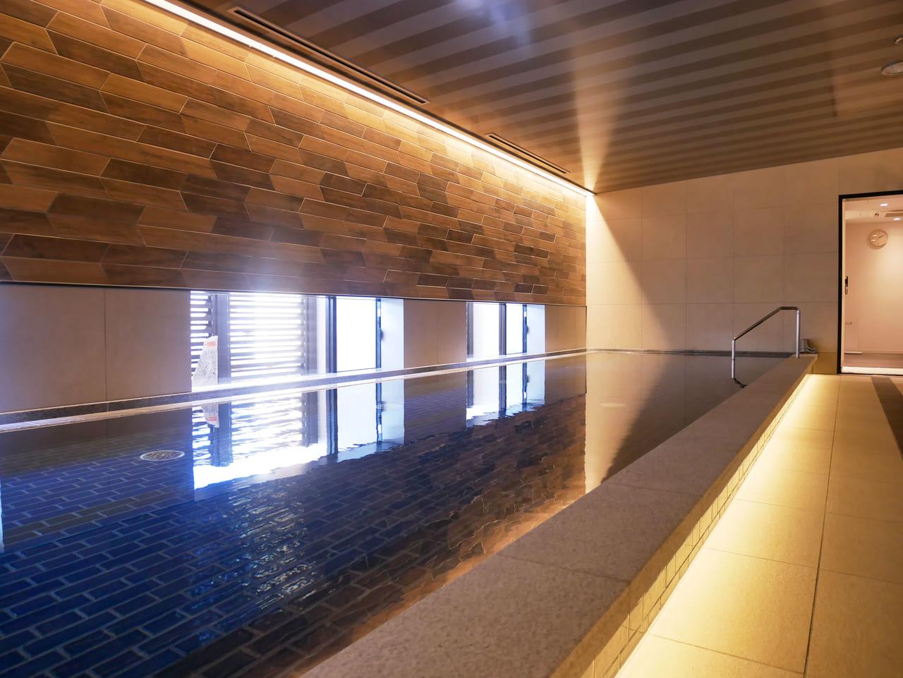 三井ガーデンホテル神宮外苑の杜 大浴場