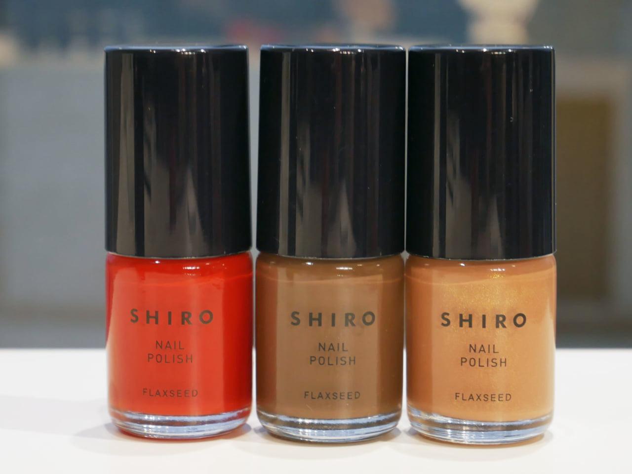 SHIRO ショコラネイル