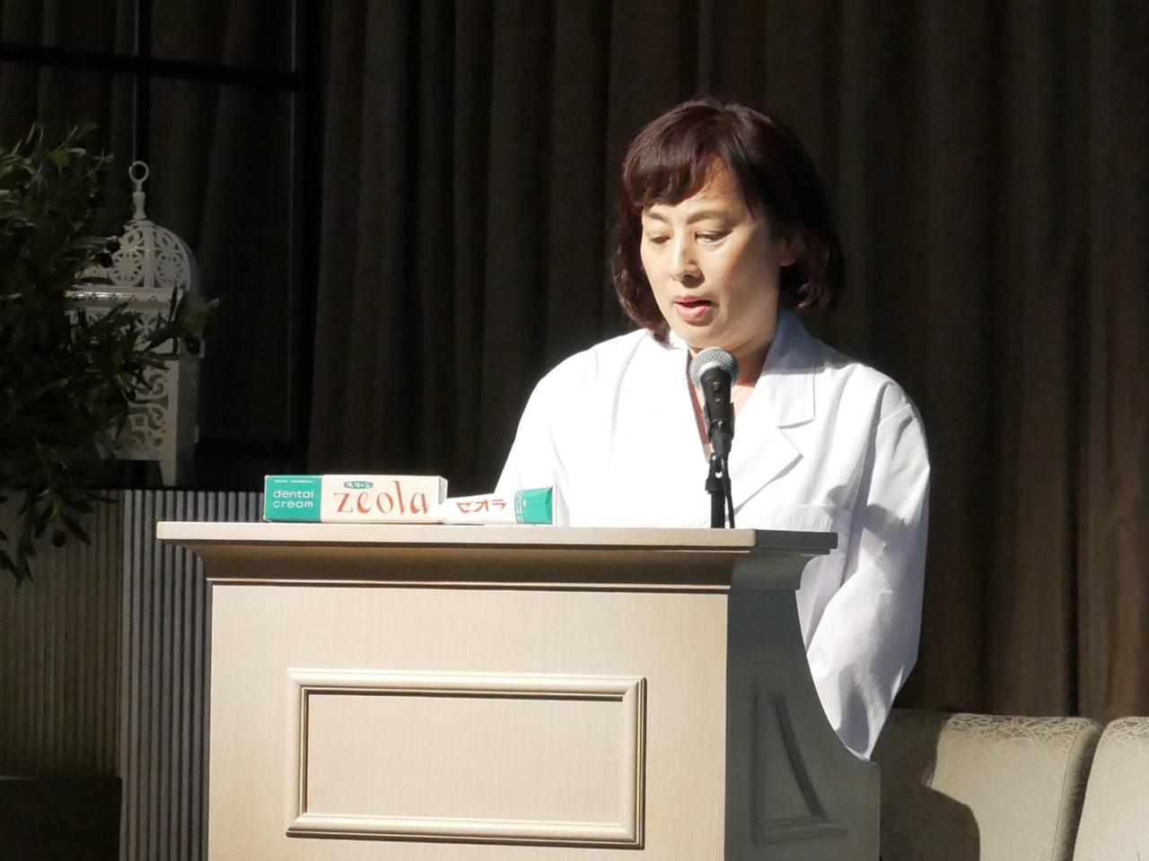 細胞研究者 佐藤真奈美さん