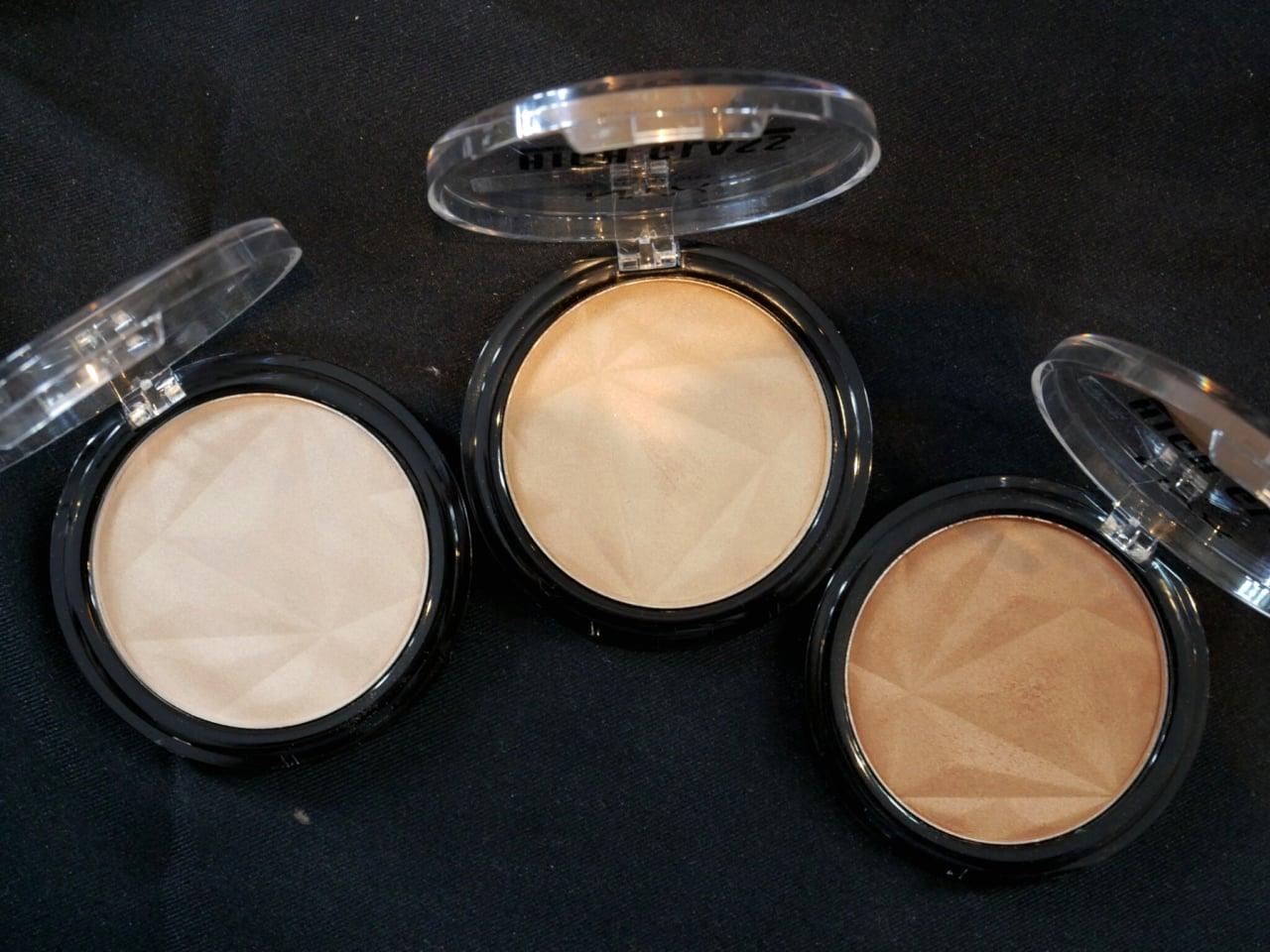 NYX Professional Makeup ハイグラス イルミネイティング パウダー