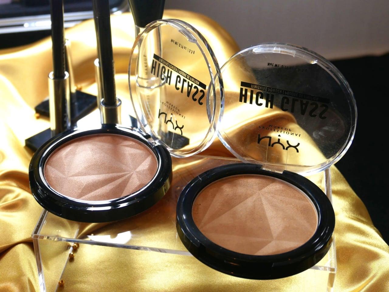 NYX Professional Makeup ハイグラス フィニッシング パウダー