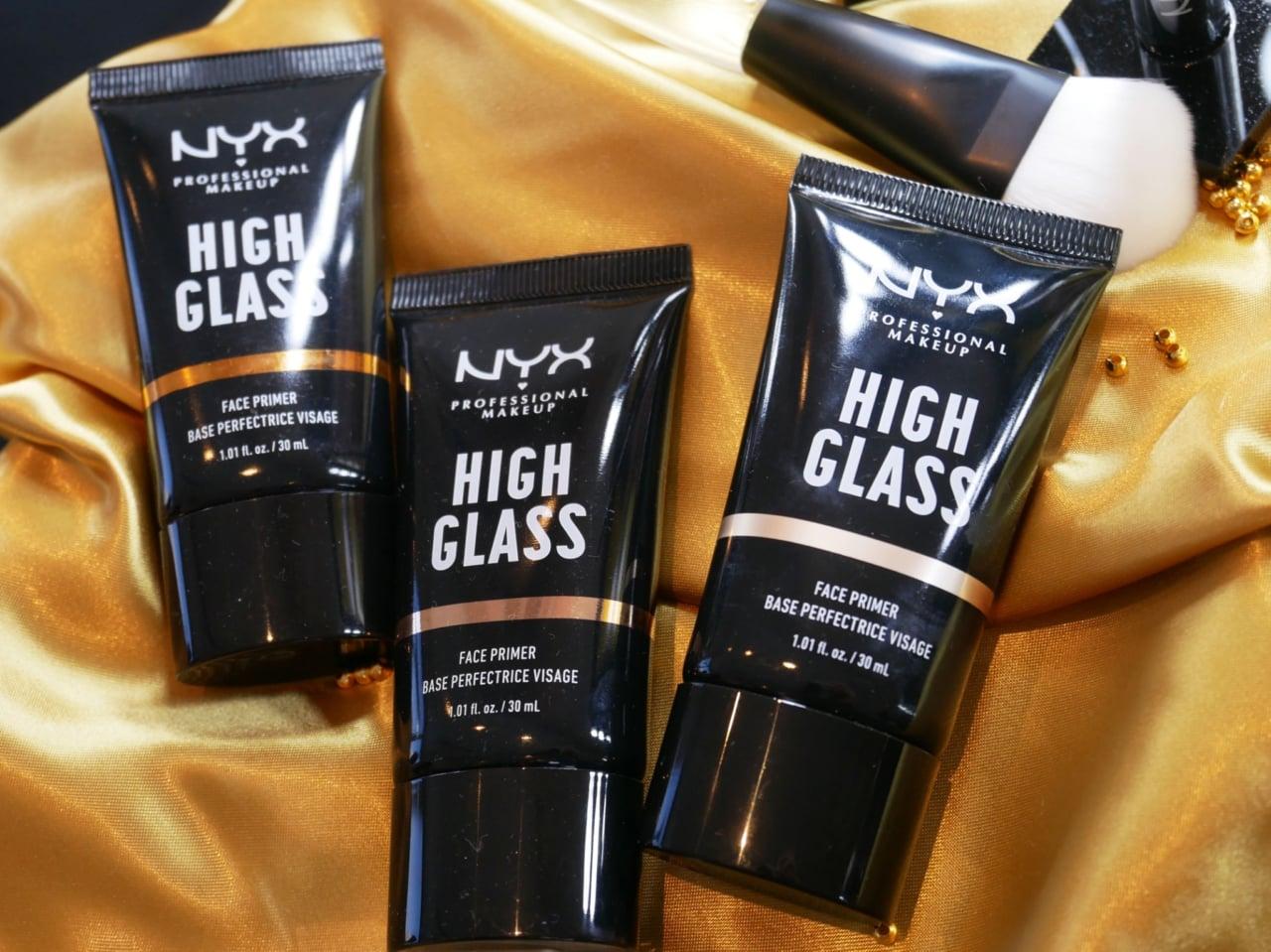 NYX Professional Makeup ハイグラス フェイス プライマー