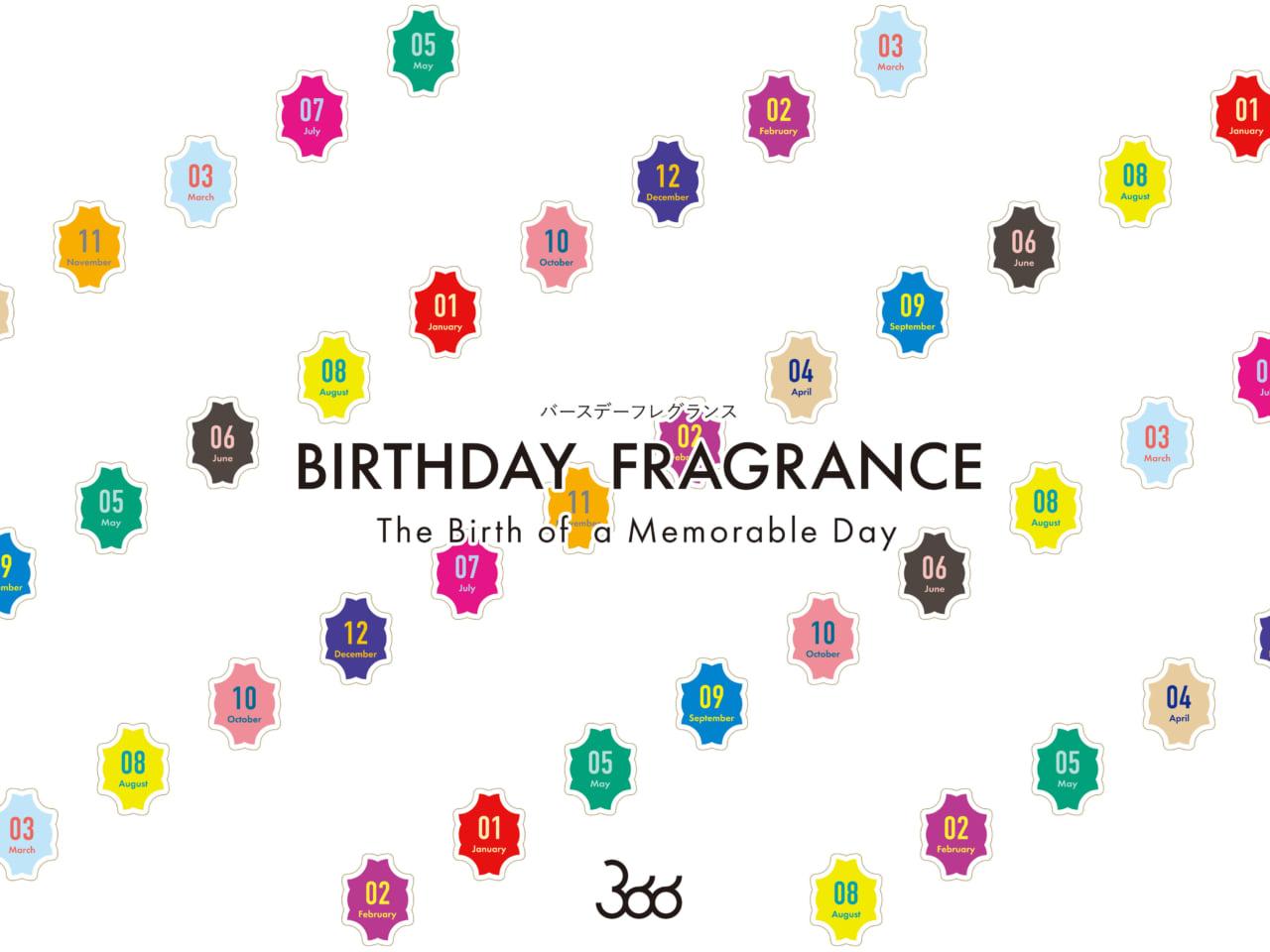 誕生日の香水 プレゼント