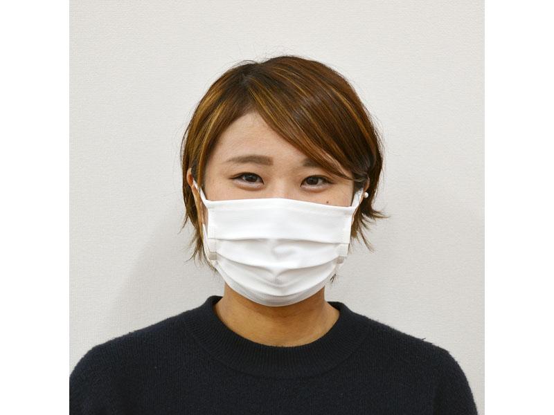 アパレルアイの UVカット『洗えマスク』MSK-4