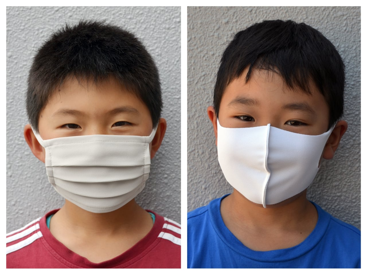子供用布マスク 夏用 涼しい