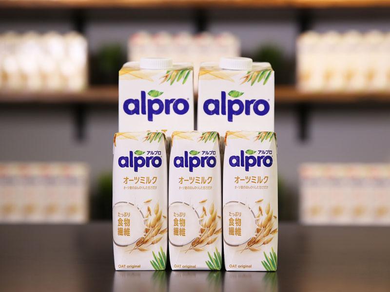 植物性飲料 オーツミルク ALPRO アルプロ