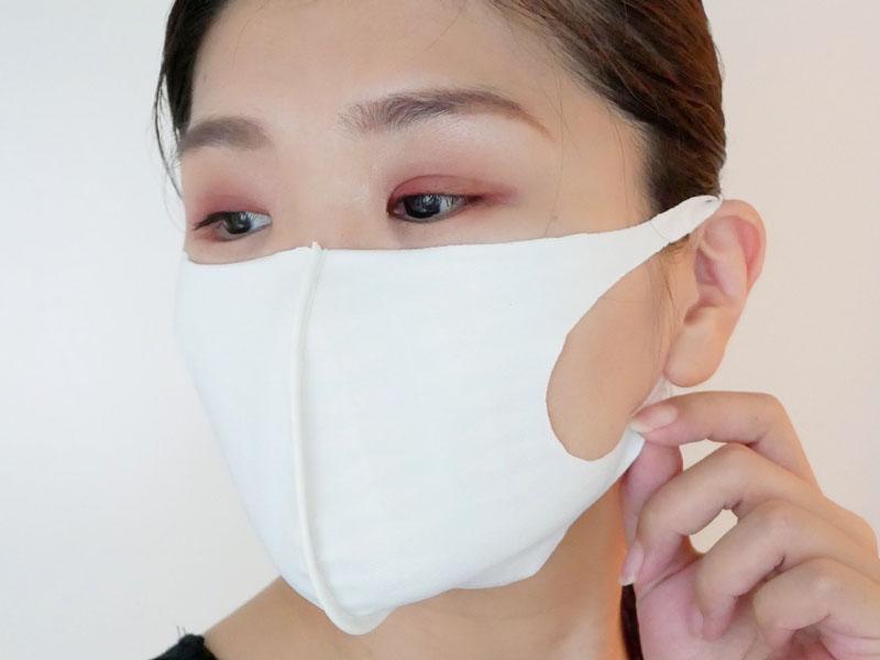 フリーズテック 氷撃エチケットマスク