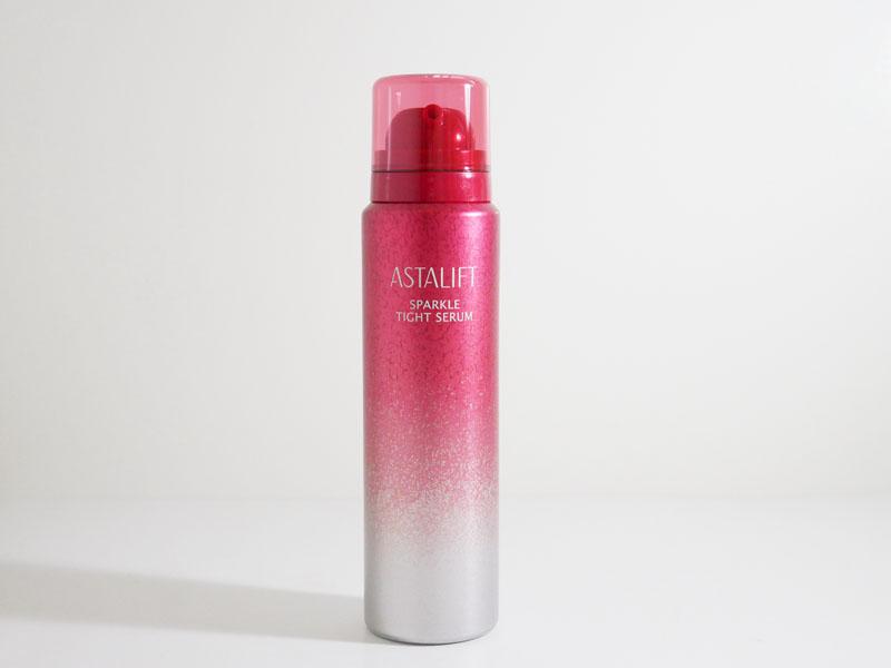 アスタリフト 毛穴美容液 スパークリング タイト セラム 口コミ