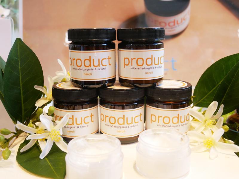product(ザ・プロダクト)ヘアワックス ネロリの香り