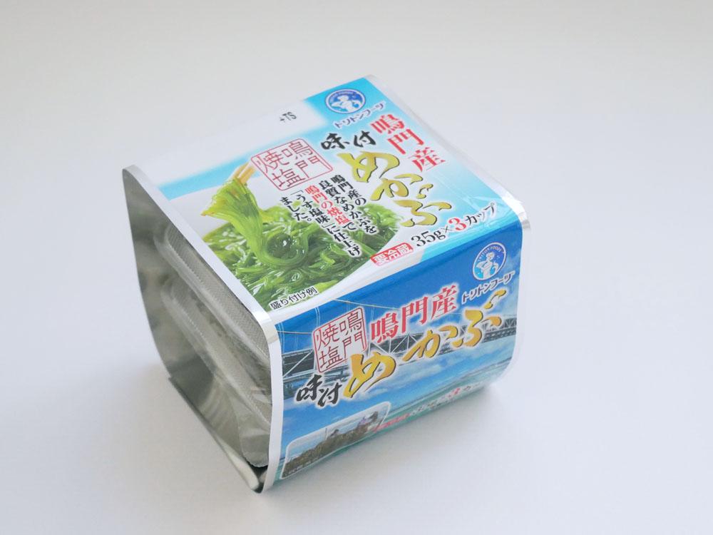 トリトンフーヅ めかぶ アレンジレシピ