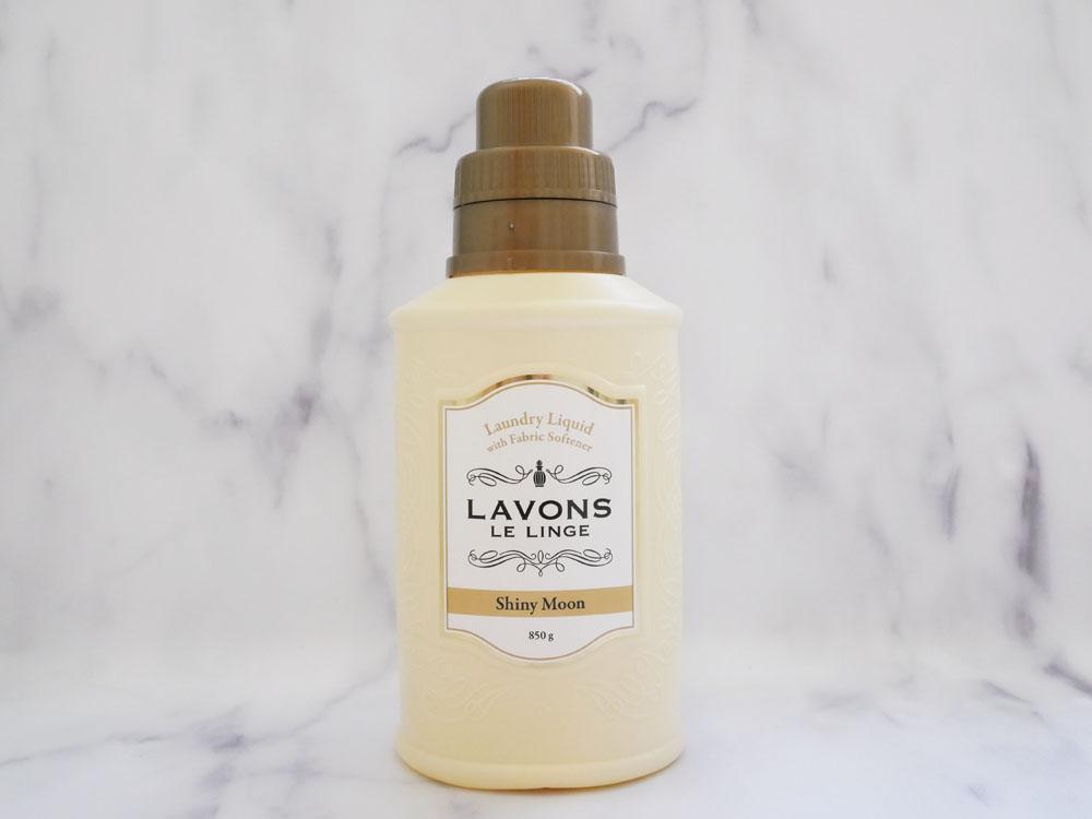 LAVONS ラボン 柔軟剤入り洗剤 口コミ