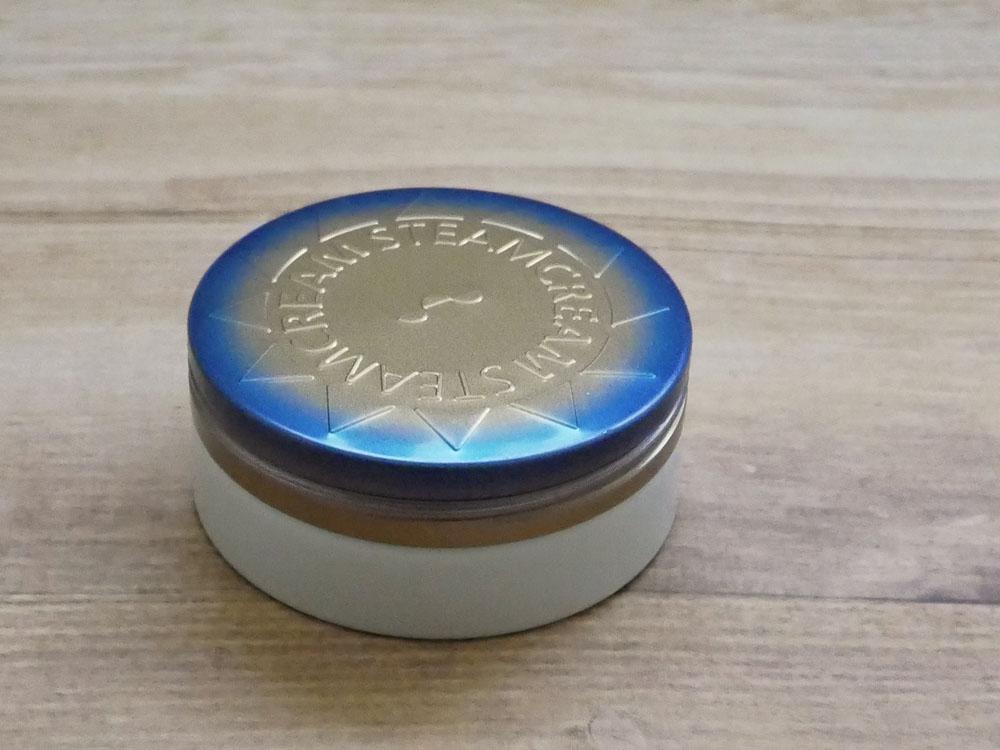 スチームクリーム UVプロテクション 33 プラス ブルーライトカット