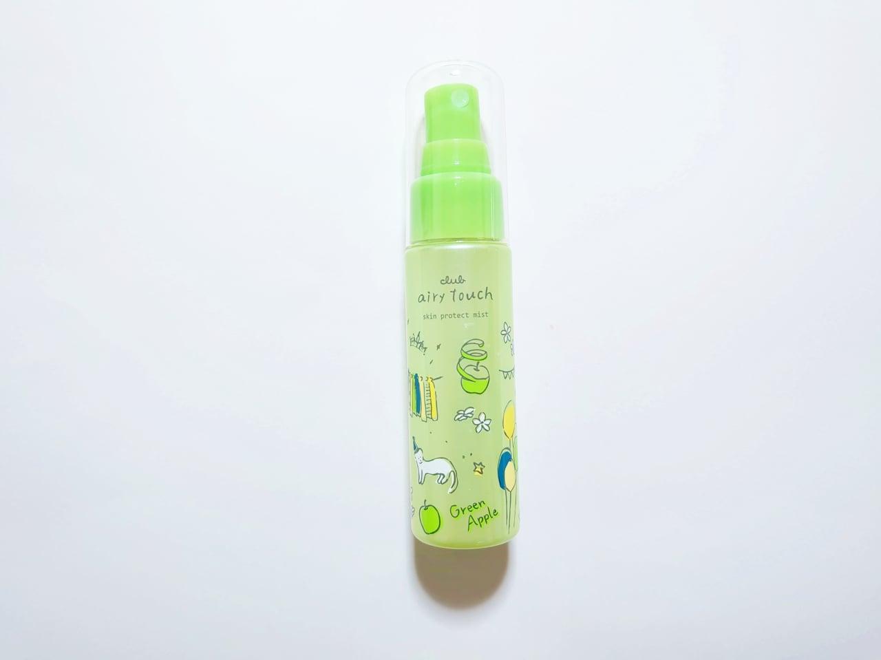 クラブ エアリータッチ スキンプロテクト グリーンアップルの香り
