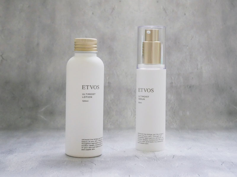 ETVOS (エトヴォス) アルティモイストライン 口コミ